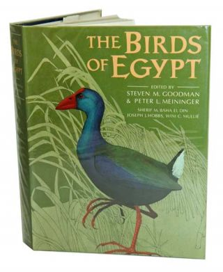 The birds of Egypt. Steven M. Goodman, Peter L. Meininger