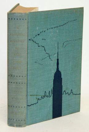 A natural history of New York City: a personal report after fifty years of study and enjoyment of wildlife within the boundaries of greater New York. John Kieran.