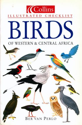 Illustrated checklist: birds of western and central Africa