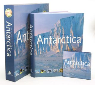 The complete story: Antarctica. David McGonigal, Lynn Woodworth