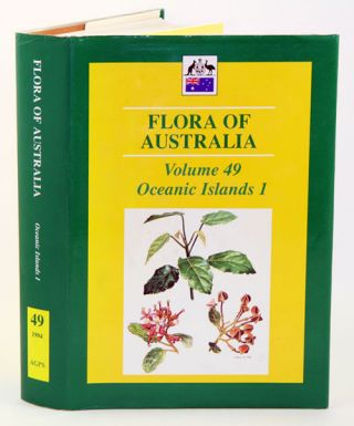 Flora of Australia, volume 49. Oceanic islands [part one].