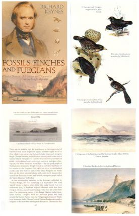 Fossils, finches and Fuegians: Charles Darwin's adventures and discoveries on the Beagle
