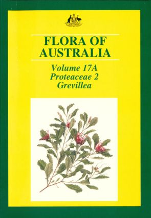 Flora of Australia, volume 17A. Proteaceae: Grevillea [part two