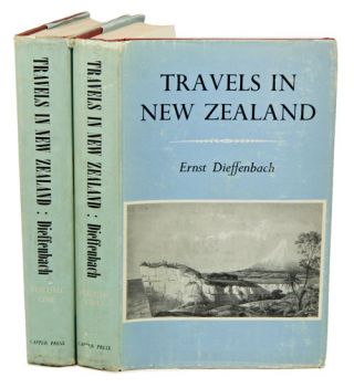 Travels in New Zealand: with contributions to the geography, geology, botany and natural history...