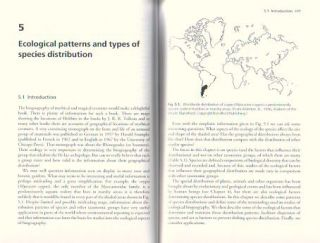 An introduction to applied biogeography.