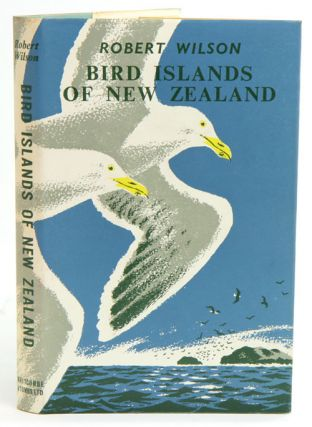 Bird Islands of New Zealand