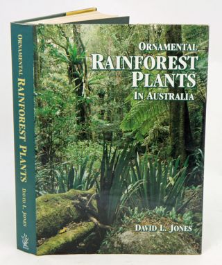 Ornamental rainforest plants in Australia.