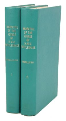 Narrative of the voyage of H.M.S. Rattlesnake, commanded by the late Captain Owen Stanley. During the years 1846-1850. John Macgillivray.