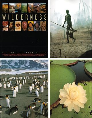 Wilderness: Earth's last wild places. Russell Mittermeier