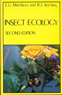 Insect Ecology. E. G. Matthews, R. L. Kitching