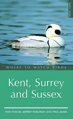 Where to watch birds in Kent, Surrey and Sussex. Don Taylor