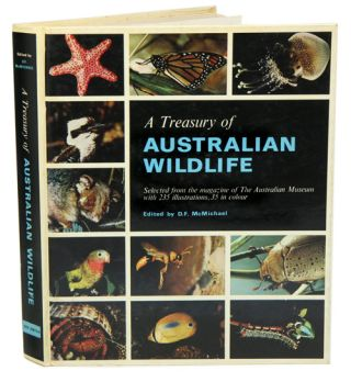 A treasury of Australian wildlife: selected studies from Australian natural history. D. F. McMichael