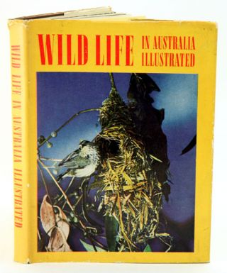 Wild Life in Australia Illustrated. Charles Barrett.
