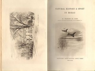 Natural history and sport in Moray.