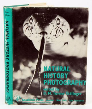 Natural history photography. D. M. Turner Ettlinger.