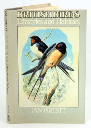 British birds: lifestyles and habitats