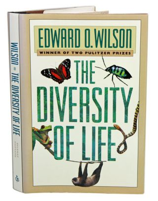 The diversity of life. Edward O. Wilson