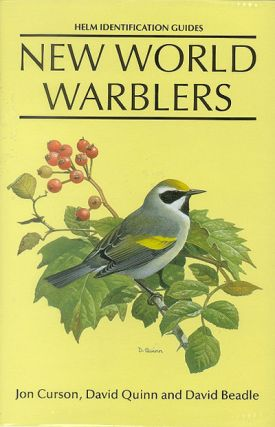 New World warblers. Jon Curson