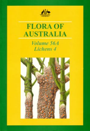 Flora of Australia, volume 56A. Lichens [part four