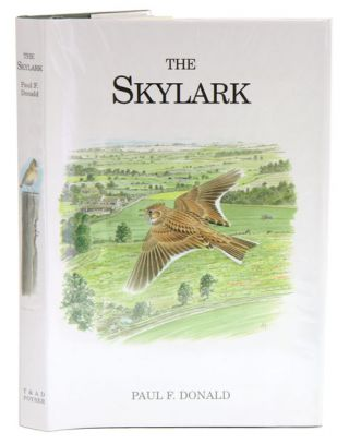 The skylark. Paul Donald.