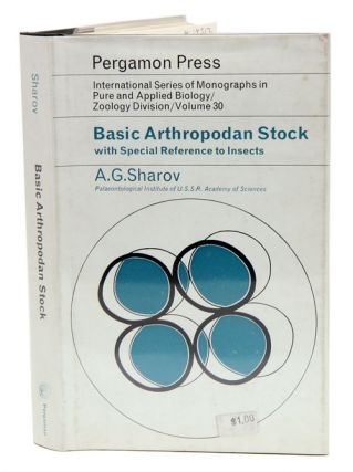 Basic arthropodian stock, with special reference to insects. A. G. Sharov