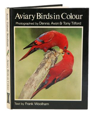 Aviary birds in colour. Frank Woolham.