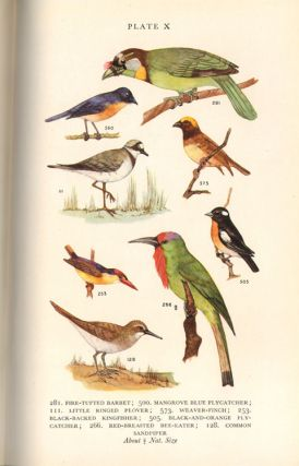 The birds of the Malay Peninsula, Singapore and Penang: an account of all the Malayan species, with a note of their occurrence in Sumatra, Borneo, and Java and a list of the birds of these islands.