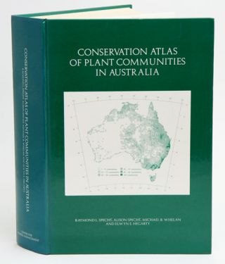 Conservation atlas of plant communities in Australia.
