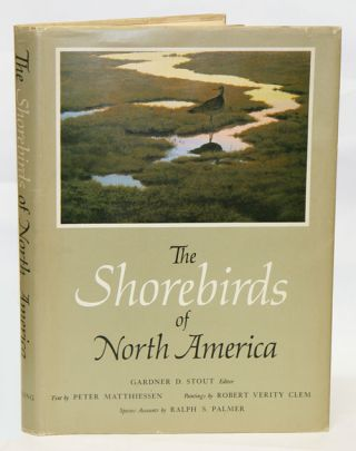 The shorebirds of North America