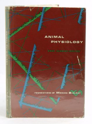 Animal physiology. Knut Schmidt-Nielsen