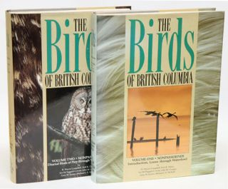 The birds of British Columbia. R. Wayne Campbell.