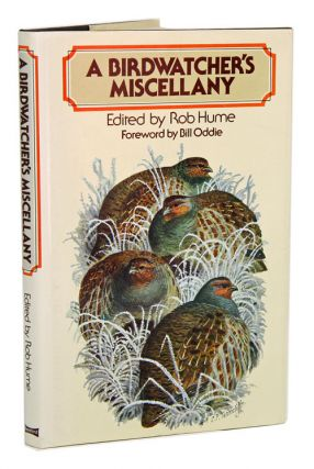 A birdwatcher's miscellany. Rob Hume