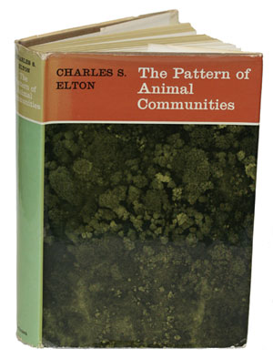 The pattern of animal communities. Charles S. Elton