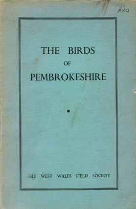 The birds of Pembrokeshire. R. M. Lockley