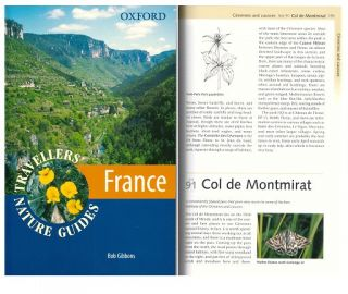 France: travellers' nature guides. Bob Gibbons.