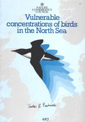 Vulnerable concentrations of birds in the North Sea