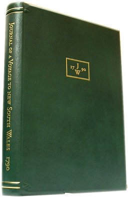 Journal of a voyage to New South Wales [reproduced at an enlarged scale]. John White