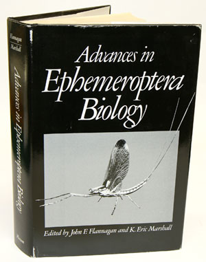 Advances in Ephemeroptera biology. John F. Flannagan, K. Eric Marshall