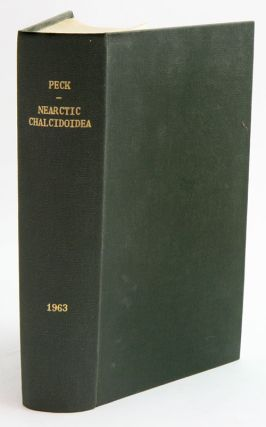 A catalogue of the Nearctic Chalcidoidea of Czechoslovakia (Insecta: Hymenoptera). Oswald Peck