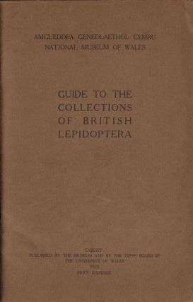 Guide to the collections of British Lepidoptera. J. Davy Dean