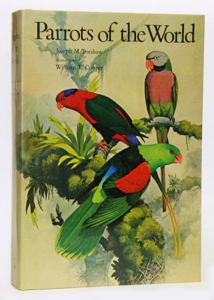 Parrots of the world. Joseph Forshaw, William T. Cooper