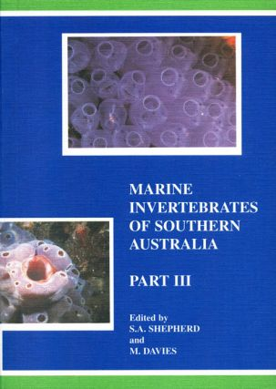Marine invertebrates of southern Australia, part three