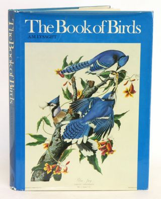 The book of birds: five centuries of bird illustration. A. M. Lysaght