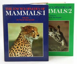 The encyclopaedia of mammals. David MacDonald