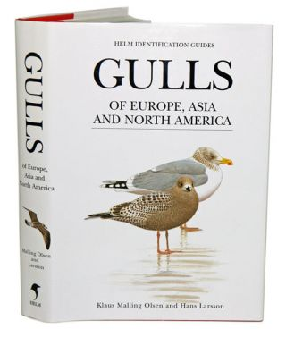 Gulls of Europe, Asia and North America. Klaus Malling Olsen, Hans Larsson