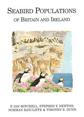 Seabird populations of Britain and Ireland. P. Ian Mitchell.
