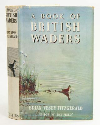 A book of British waders. Brian Vesey-Fitzgerald