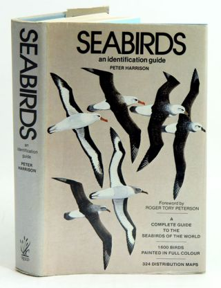 Seabirds: an identification guide. Peter Harrison.