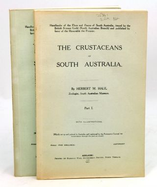The crustaceans of South Australia. Herbert M. Hale