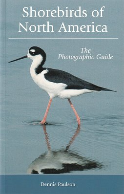 Shorebirds of North America: the photographic guide. Dennis Paulson.